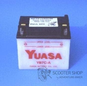 Baterie YUASA YUMICRON YB7C-A