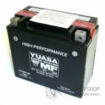 Baterie Yasa SUPER MF GELOVÁ YTX20HL-BS