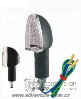 Blinkr LED černý 0241