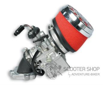 Karburátor KIT MALOSSI VHST 28 MHR TEAM pro motory MINARELLI - YAMAHA - 1614022