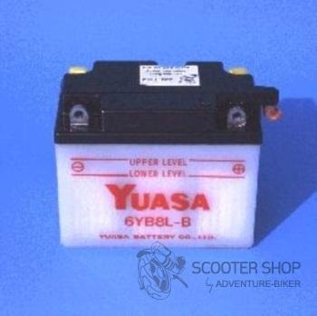 Baterie YUASA YUMICRON 6YB8L-B