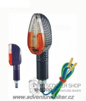 Blinkr LED karbon 0208