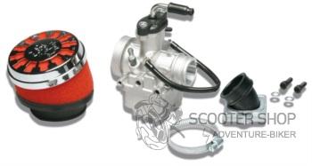 Karburátor KIT MALOSSI VHST 28 BS MHR TEAM pro motory PIAGGIO - 1613766