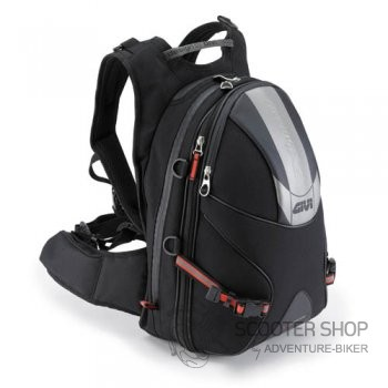 GIVI T 487 batoh GIVI na přilbu černý, 28-34 l. (top řada XSTREAM)