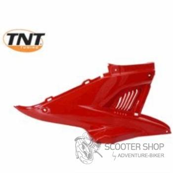 Boční plast pravý TNT TUNING pro skútr MBK NITRO / YAMAHA AEROX - červený - 366748