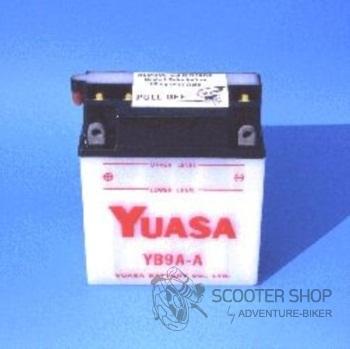 Baterie YUASA YUMICRON YB9A-A