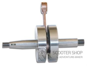Kliková hřídel Malossi MHR na motory MINARELLI AM6 čep 12mm - 5312280