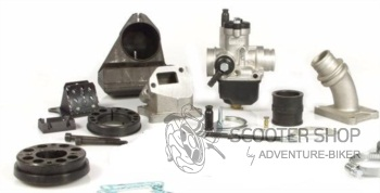 Karburátor KIT MALOSSI PHBL 25 B pro VESPA ETS-PK XL 125 - 1610859