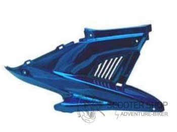 Boční plast pravý TNT TUNING pro skútr MBK NITRO / YAMAHA AEROX - MODRÝ ELOX - 366708