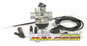 Karburátor KIT MALOSSI PHBG 19mm pro Yamaha/MBK - 1611043