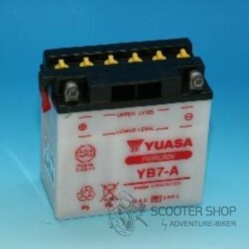 Baterie YUASA YUMICRON YB7-A