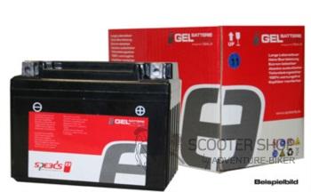 Gelová baterie SPEEDS MG9-BS (GTX9-BS)