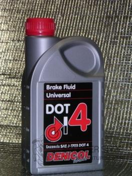 Denicol BRAKE FLUID DOT 4 - 1L
