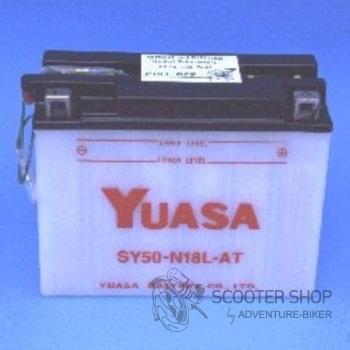 Baterie YUASA YUMICRON SY50-N18L-AT
