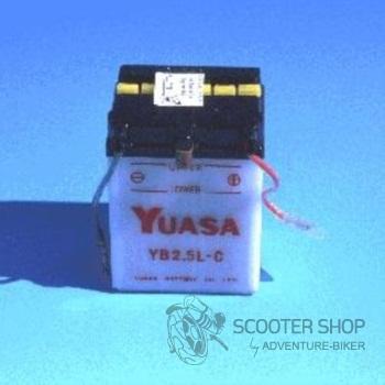 Baterie YUASA YUMICRON YB2,5L-C
