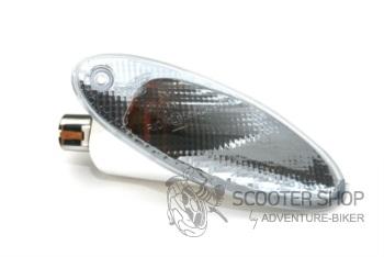 Blinkr na skútr přední pravý, pro MALAGUTI F15 FIREFOX 50