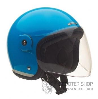 Tucanourbano Helma EL'MET 1100-54 fluorescenční světle modrá
