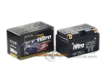 Baterie NITRO YT9B-4