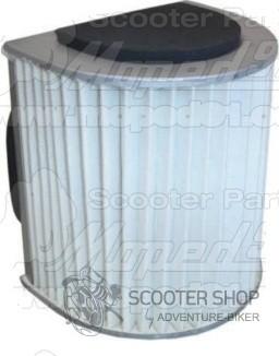 Filtr vzduchu na skútr YAMAHA XJ 400 a XJ 550