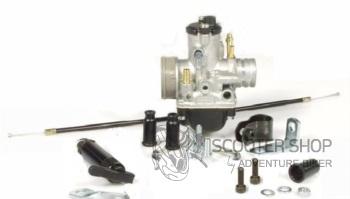 Karburátor KIT MALOSSI PHBG 19 BS pro Skútry s motorem MINARELLI HORIZONTAL 50 - 1611042
