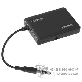 Bluetooth stereo transmitter Cellular Line Interphone