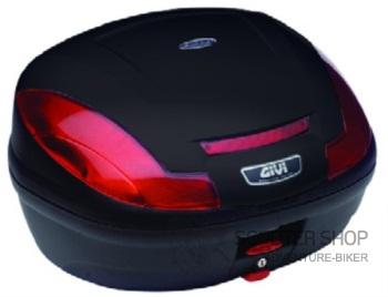 GIVI E 470 N Simply černý (Monolock s vlastní plotnou)