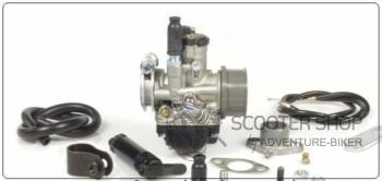 Karburátor KIT MALOSSI PHBG 19 AS pro HONDA-KYMCO-PEUGEOT 50 - 1611004