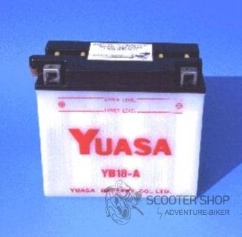 Baterie YUASA YUMICRON YB18-A