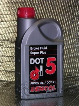 Denicol BRAKE FLUID DOT 5.1 PLUS - 1L