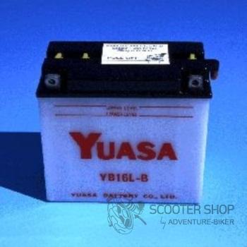 Baterie YUASA YUMICRON YB16L-B