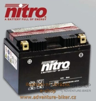 Baterie NITRO YTX7L-BS