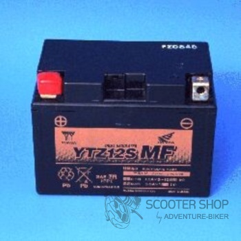 Baterie Yasa SUPER MF GELOVÁ YTZ12S