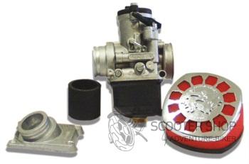 Karburátor KIT MALOSSI MHR PHBH 26 BS pro Minarelli AM6 - 1612224