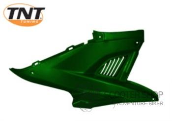 Boční plast pravý TNT TUNING pro skútr MBK NITRO / YAMAHA AEROX - zelený - 366778