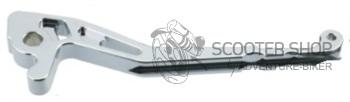 Brzdové páčky na skútr SSP CNC MBK a YAMAHA, chrom
