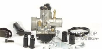 Karburátor KIT MALOSSI PHBG 21 BD pro PIAGGIO QUARTZ 50 2t LC - 1611006