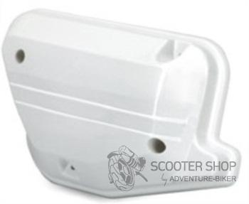 Box na vzduchový filtr pro skútr MBK Booster a YAMAHA BWs, bílý
