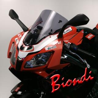 Plexi APRILIA RS 50/125 2006->