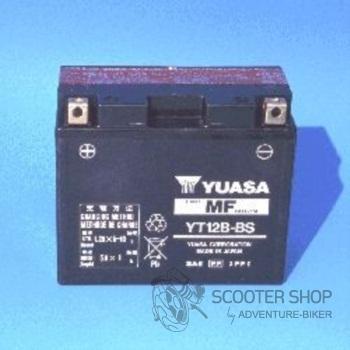 Baterie Yasa SUPER MF GELOVÁ YT12B-BS