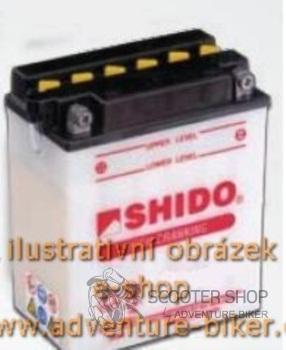 Baterie SHIDO YB14L-A1