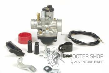 Karburátor KIT MALOSSI PHBG 21 BS pro Skútry s motorem MORINI 50 ...