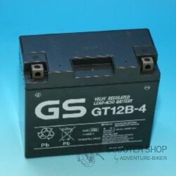 Baterie Yasa SUPER MF GELOVÁ GT12B-4