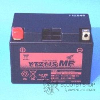 Baterie Yasa SUPER MF GELOVÁ YTZ14S