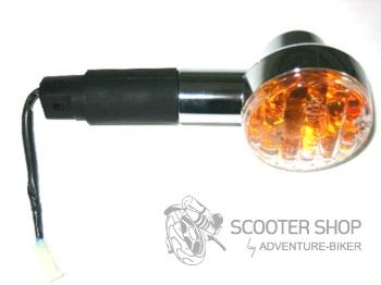 Blinkr na skútr levý přední nebo pravý zadní, pro SCARABEO 150