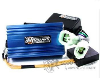CDI NARAKU Switch box RACING KYMCO bez omezení ot. - 390.14