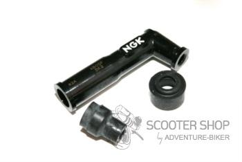 Fajfka na svíčku NGK XB05F - skútr