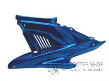 Boční plast levý TNT TUNING pro skútr MBK NITRO / YAMAHA AEROX - MODRÝ ELOX - 366707