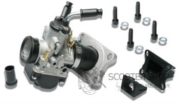 Karburátor KIT MALOSSI MHR PHBG 21 s blokem membrán pro MOTO 50 - 1613524