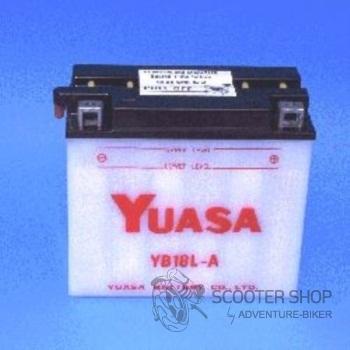 Baterie YUASA YUMICRON YB18L-A