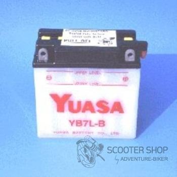 Baterie YUASA YUMICRON YB7L-B